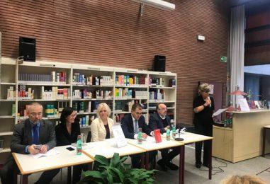 Otvoren Odjel hrvatske književnosti u Europskoj knjižnici u Rimu