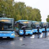 Zagreb je dobio 15 novih autobusa