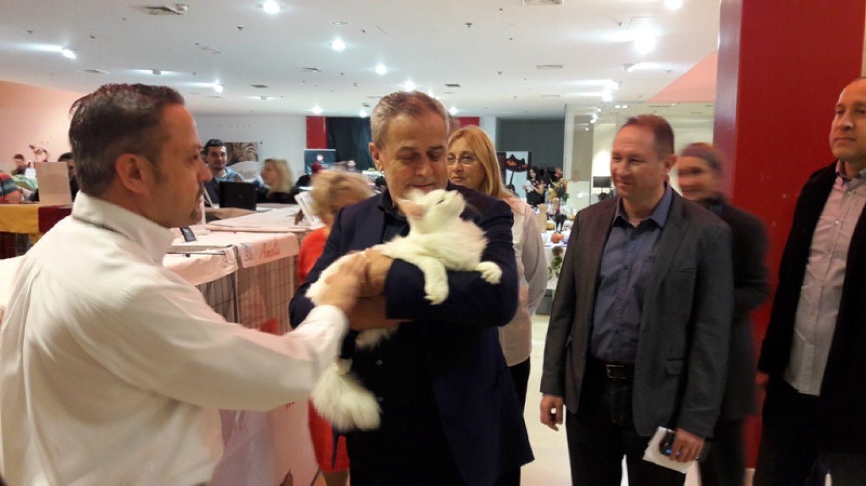 Savez felinoloških društava Hrvatske proslavio je 25. obljetnicu rada