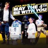 MAY THE 4th Star Wars dan u Zagrebu!