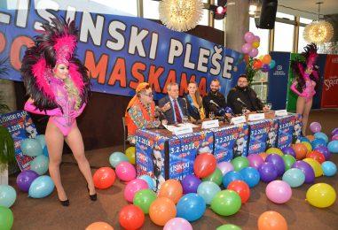 """Najavljen tradicionalni maskenbal """"Lisinski pleše pod maskama"""""""