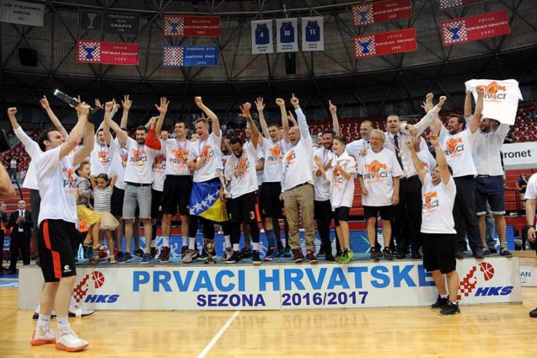 Gradonačelnikova čestitka Košarkaškom klubu Cedevita
