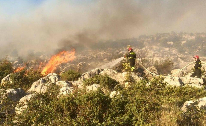 Grad Zagreb šalje pomoć požarištima u Dalmaciji