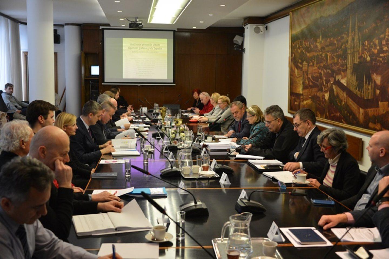 Danas je održana 7. sjednica Vijeća za prevenciju Grada Zagreba