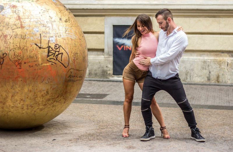 Predstavljanje Zagreba kroz ples