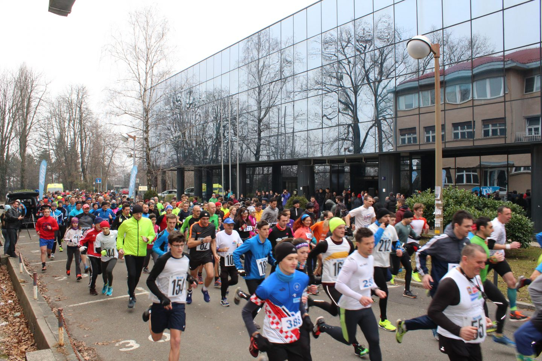"FOTO: Tradicionalna utrka ""162 stube"" u Zagrebu protiv kardiovaskularnih bolesti"