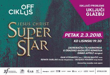 Jesus Christ Superstar rasprodan u Off ciklusu!