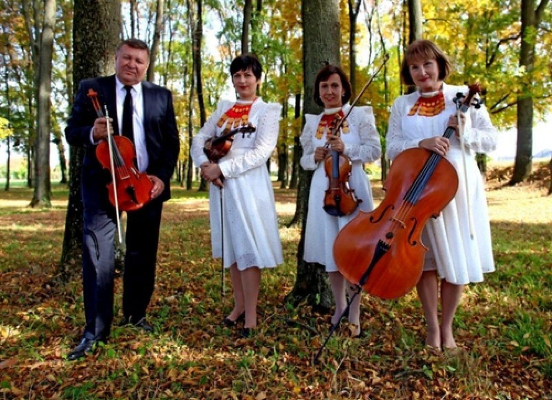 Divno je baviti se glazbom! – obljetnički koncert Gudačkog kvarteta Rucner