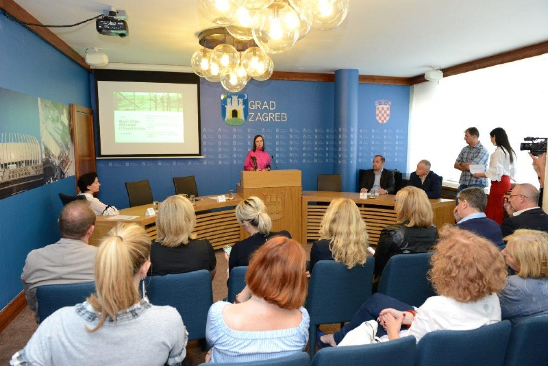 """Grad Zagreb će biti domaćin prestižne godišnje konferencije udruge """"Major Cities of Europe"""""""