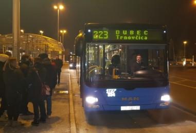 Političari žure provjeriti zašto kasne autobusi iz Dubrave