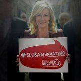 Brojna poznata lica sudjelovala u akciji #slušamhrvatsko