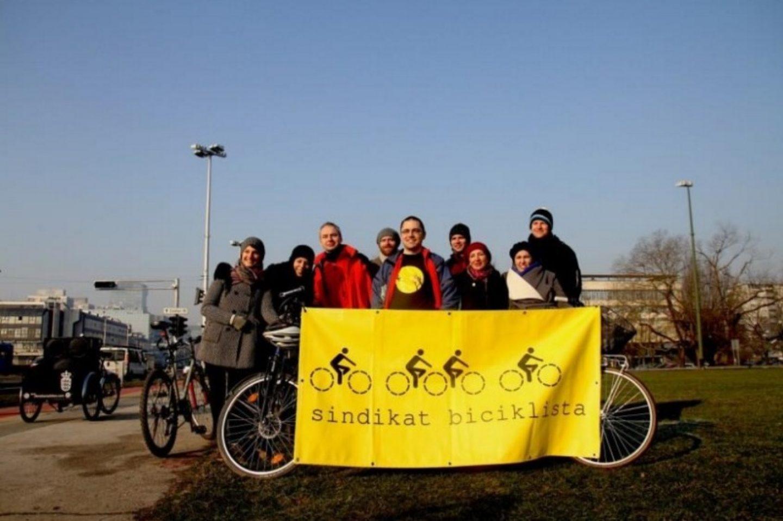 Zagrebački biciklisti brane prvo mjesto u zimskom bicikliranju na posao!