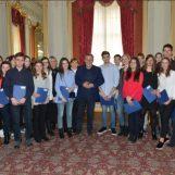 SVEČANO U DVERCU Najboljim učenicima i studentima dodijeljene stipendije za izvrsnost