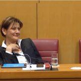 VIDEO: 'Dalić je napisala zakon o Agrokoru da bi OMOGUĆILA BOGAĆENJE BANAKA i svojih izabranika!'