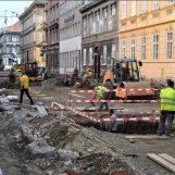 Do jeseni traje sanacija Preradovićeve i drugih ulica Donjeg grada
