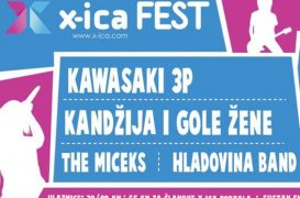 X-ica FEST – veliki party dobrodošlice za brucoše