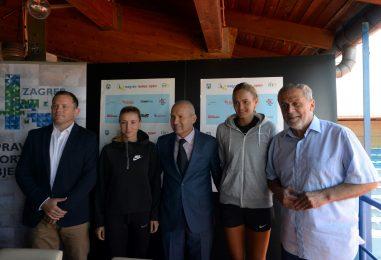 Od 2. do 9. rujna ponovno se u Maksimiru održava 'Zagreb ladies open' teniski turnir