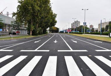 Završena obnova Avenije Dubrovnik, ali i raskrižja s Holjevčevom avenijom