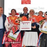 PROMOCIJA OČUVANJA OBITELJI: Melita Vrbanek najuzornija je hrvatska seoska žena