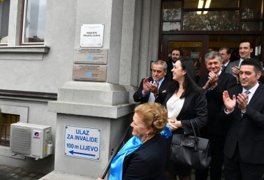 Klinika za očne bolesti postala CENTAR IZVRSNOSTI Svjetske zdravstvene organizacije