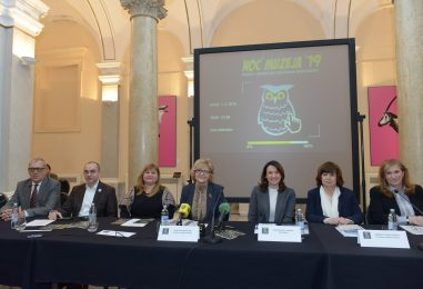DAN DOBRIH VIBRACIJA: Na Noći muzeja više posjetitelja kulturnih događanja nego u ostatku cijele godine