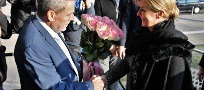ZAVRŠILO IZMJEŠTANJE PREDSJEDNICE: Grabar Kitarović danas posjetila Gradsku upravu Zagreba