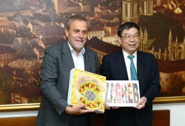 Zagreb i Peking pripremaju nezaboravni doček kineske Nove godine na Jelačićevom trgu