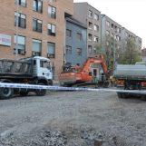 Krenula velika obnova Kranjčevićeve, mijenjaju vodovod, vrelovod, javnu rasvjetu