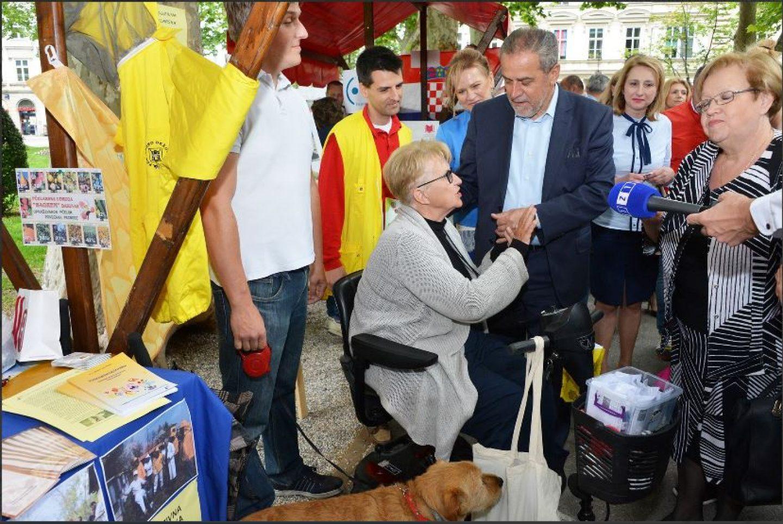 VELIKO SRCE Preko 130 udruga na Zrinjevcu predstavlja svoj rad i kako pomažu građanima