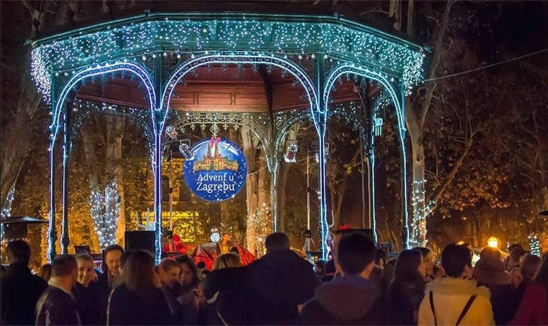 Popularna ruska glazbena televizija snima zagrebački Advent