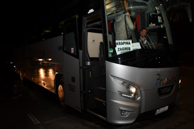 Ponovno uvedena dnevna autobusna linija Krapina-Zagreb, vikendima BESPLATNO na ADVENT!