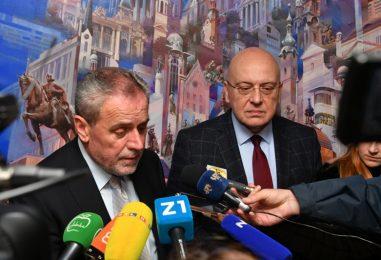 Bandić sa srbijanskim ministrom: Tješnja suradnja Zagreba i Beograda na kulturnom području