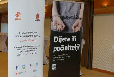 Konferencija sudaca za mladež i stručnjaka za djecu u hotelu Dubrovnik