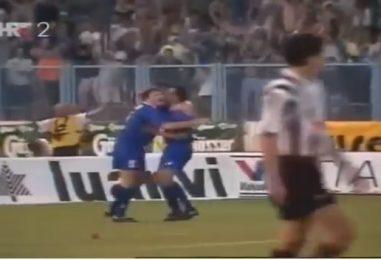 Prije točno 21 godinu počeo UZLET HRVATSKOG NOGOMETA, Zagreb je slavio veliku pobjedu