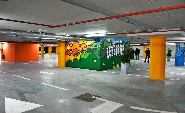 Otvara se nova podzemna garaža s 237 parkirališnih mjesta u Novom Jelkovcu