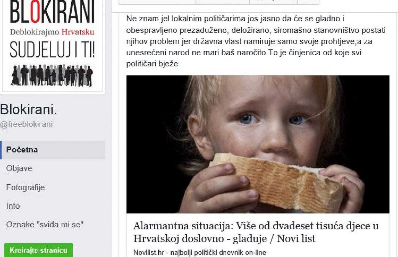 Čak 40 škola mogli bi napuniti djecom koja u Hrvatskoj gladuju, a POSTAJE SVE GORE!