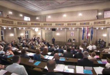 Većina podržala zaduženje Zagrebačkog holdinga i Zagrebačkog velesajma