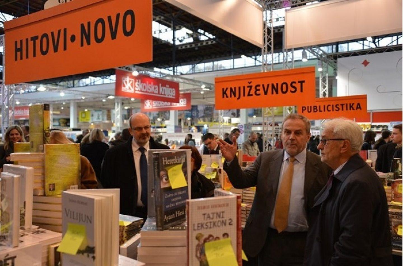 Nakon otkazivanja Interlibera, Grad platio izradu on-line platforme da bi knjižari mogli prodavati knjige