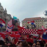 """""""Hvala svima na dočeku VATRENIH, koji su ujedinili Hrvatsku i stekli SIMPATIJE CIJELOG SVIJETA"""""""