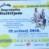 Tradicionalna ZAGREBAČKA BICIKLIJADA kreće u subotu u 11 sati s Trga bana Jelačića