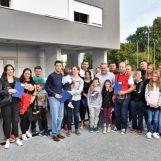 GRADSKI STANOVI U NAJAM: Osamnaest obitelji dobilo ključeve stana u Podbrežju