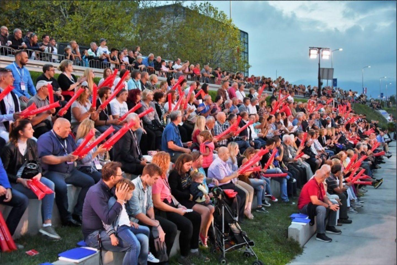 Svjetska atletska elita kod zagrebačkih fontana: Amerikanac Crouser najdalje bacio kuglu