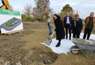 RAZVRSTAVANJE SMEĆA Započela gradnja fiksnog reciklažnog dvorišta u Svetoj Klari