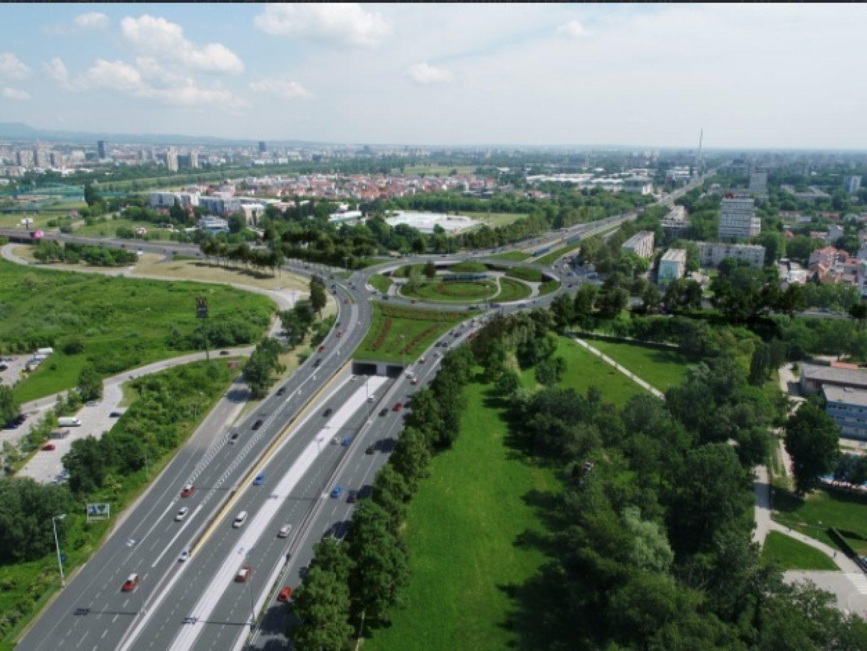 RADOVI NA ROTORU: Obustavljen tramvajski promet, žitelji Kajzerice tvrde da nemaju prolaz do zapadnog dijela grada