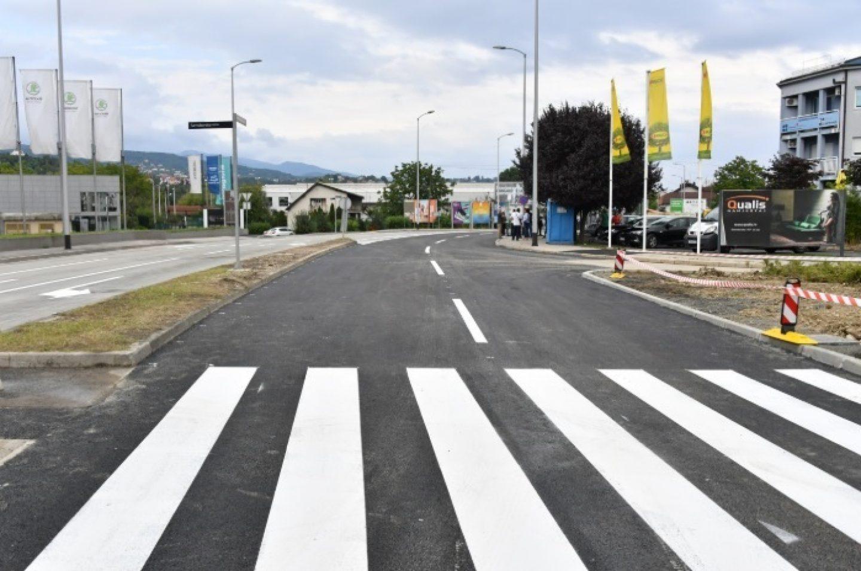 Za promet otvorena obnovljena Škorpikova ulica, podvožnjak više ne bi trebao biti potopljen