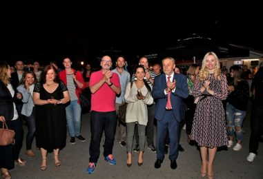 Pet dana glazbe, kulture, mediteranske hrane na Strossmayerovom trgu