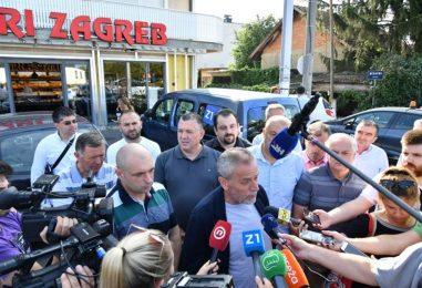 Započeli radovi na obnovi kolnika Dankovečke i Sunekove ulice