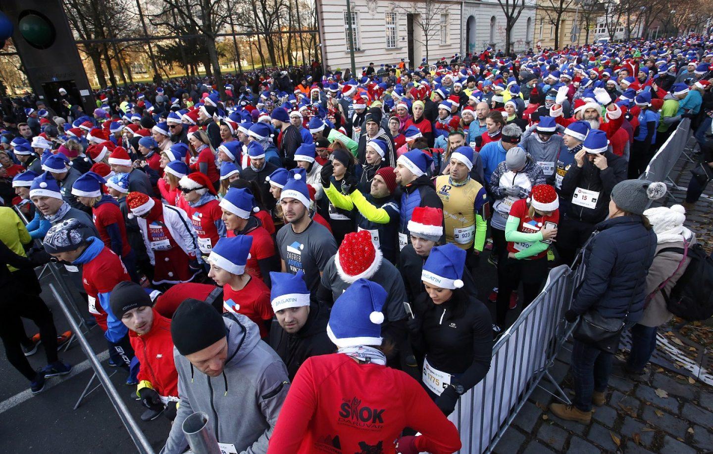 Zagreb Advent Run: Otvorene prijave za najveću adventsku utrku
