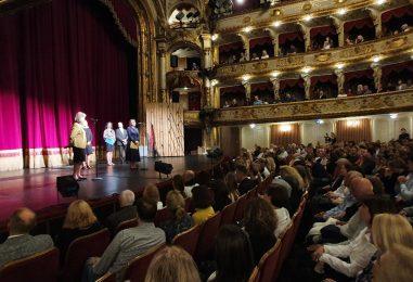 Otvorena izložba fotografija cinema/portraits te 13. međunarodni festival Sanktpeterburške kazališne sezone