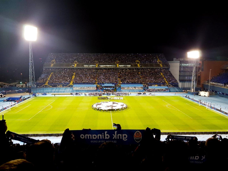 Dinamo  4 : 0  Atalanta | Biti dio povijesti ili ne?